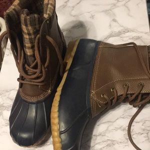Original Sporto duck boots